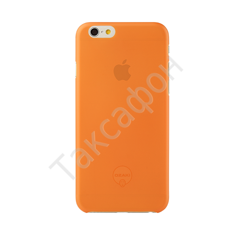Чехол Ozaki O!Coat 0.3 Jelly для iPhone 6/6s (Orange)
