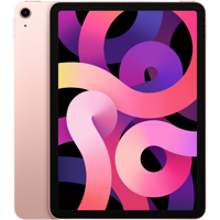 Apple iPad Air (2020) 256GB Wi-Fi (Rose Gold) MYFX2