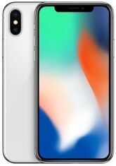 Apple iPhone X 256GB (Silver) серебристый