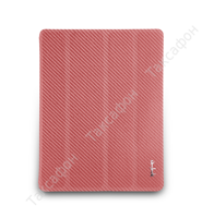 Чехол NavJack для Apple iPad 2/ iPad New/ iPad 4 (Corium Series red)