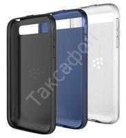 Накладка BlackBerry Classic Soft Shell (Blue)