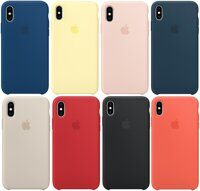 Чехол Silicone Case для Apple iPhone XR