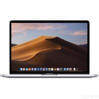 "Apple MacBook Pro 15"" MR962 Core i7 2,2 ГГц, 16 ГБ, 256 ГБ SSD, Radeon Pro 555X, Touch Bar серебристый"