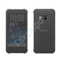 Чехол Dot View™ Premium HTC One M9 Gray, Black, Purple