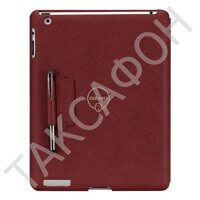 Чехол для Apple IPad 2 Ozaki (red)