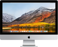 "Apple iMac 21,5"" (2017) MMQA2RU/A Intel Core i5 2.3GHz, 8GB, 1TB HDD, Iris Plus 640 серебристый"