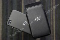 Чехол BlackBerry Z10 (Pocket Leather Case)