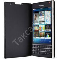 Чехол Blackberry Passport Leather Flip Case (Black)