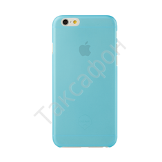 Чехол Ozaki O!Coat 0.3 Jelly для iPhone 6/6s (Blue)