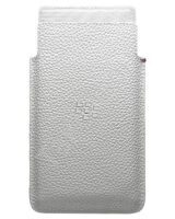 Чехол BlackBerry Leap Leather Pocket (White)