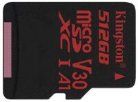 Kingston microSDXC 512GB Class 10