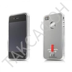 Накладка для iPhone 4/4s Soft Jacket 2 Xpose