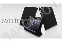Чехол Kajsa Svelte для iPad 2/ iPad New (Black.Grey)
