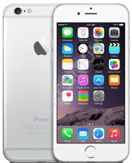 Смартфон Apple iPhone 6 Plus 128Gb (Silver) Белый