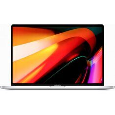 Apple MacBook Pro 16 with Retina display and Touch Bar Late 2019 MVVL2LL/A (Intel Core i7 2.6GHz, 16GB, 512GB SSD, AMD Radeon Pro 5300M) серебристый