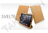 Чехол Kajsa Svelte для iPad 2/ iPad New (Brown)