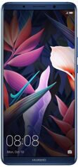 Смартфон Huawei Mate 10 Pro 6/128GB Dual Sim (Midnight Blue) Синий
