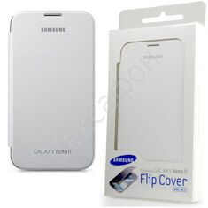 Flip Cover  для Samsung Galaxy Note 2 (White)
