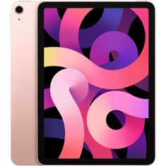 Apple iPad Air (2020) 64GB Wi-Fi + Cellular (Rose Gold) MYGY2