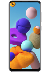 Samsung Galaxy A21s 4/64GB (черный)