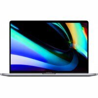 Apple MacBook Pro 16 with Retina display and Touch Bar Late 2019 MVVJ2LL/A (Intel Core i7 2.6GHz, 16GB, 512GB SSD, AMD Radeon Pro 5300M) серый космос